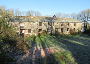 Thumbnail 7 bed detached house for sale in Tremaine, Launceston