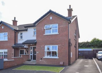 Thumbnail 3 bedroom semi-detached house for sale in 39 Carnwood, Carniny Road, Ballymena