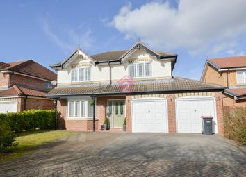 Thumbnail 4 bed detached house for sale in Cannonthorpe Rise, Treeton, Rotherham