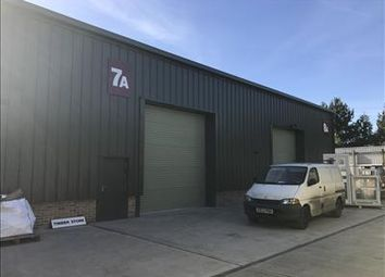 Thumbnail Light industrial to let in Solopark Trading Estate, Station Road, Unit 7A, Pampisford, Cambridgeshire