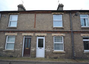 Thumbnail 2 bedroom terraced house to rent in Hall Street, Soham, Ely