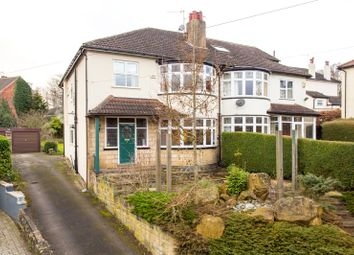 Thumbnail 4 bed semi-detached house for sale in Oakwell Drive, Leeds