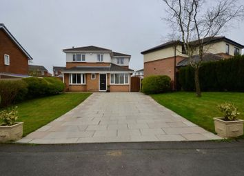 Thumbnail 4 bed detached house for sale in Hargreaves Road, Oswaldtwistle, Accrington