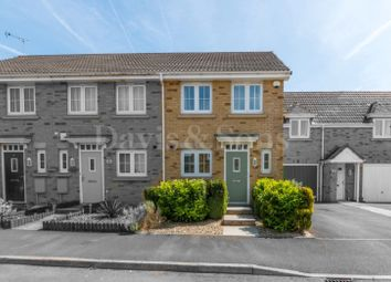 Thumbnail 2 bedroom end terrace house for sale in Schooner Close, Newport, Gwent.