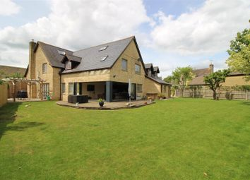 Thumbnail 6 bed detached house for sale in Orchard Gardens, Purton, Swindon