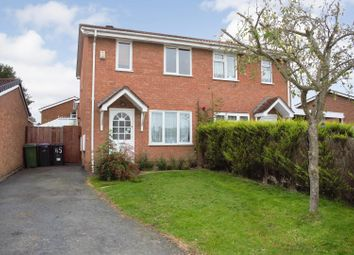 Thumbnail 2 bed semi-detached house for sale in Shutfield Road, Telford