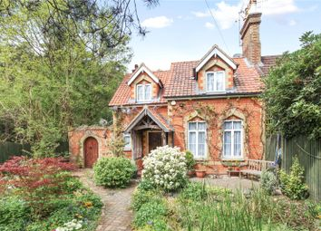 Thumbnail 3 bed semi-detached house for sale in The Firs, Pirbright Road, Normandy, Guildford
