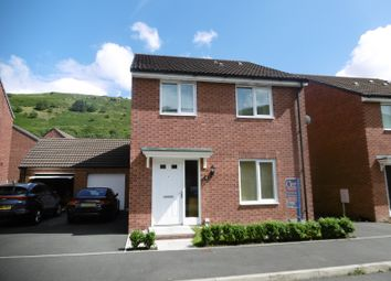 Thumbnail 4 bedroom detached house for sale in Ffordd Y Glowyr, Godrergraig, Swansea.