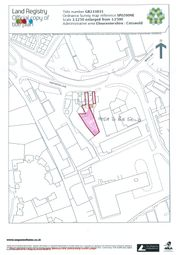Thumbnail Land for sale in Chesterton Lane, Cirencester