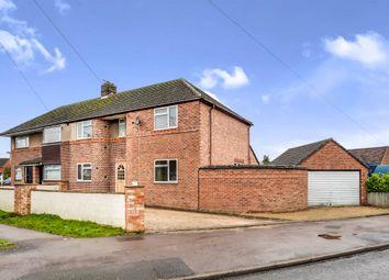 Thumbnail 5 bedroom semi-detached house for sale in Hazel Crescent, Kidlington