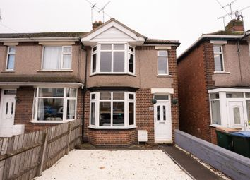 Thumbnail 2 bed end terrace house for sale in Torrington Avenue, Tile Hill, Coventry