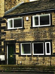 Thumbnail 2 bed terraced house to rent in Huddersfield Road, Meltham
