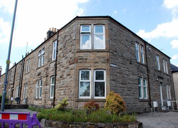 Thumbnail 1 bed flat for sale in Lochlip Road 0/2, Paisley