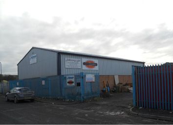 Thumbnail Industrial for sale in Workshop & Yard, Windermere Road, Hartlepool