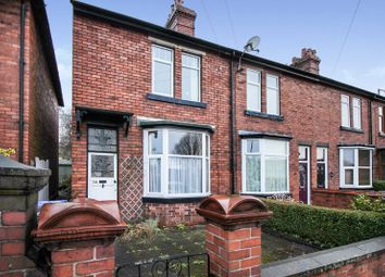 3 bed end terrace house for sale in Junction Road, Leek, Staffordshire ST13