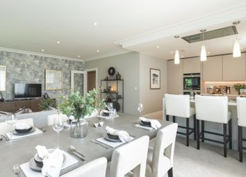 Thumbnail 2 bed flat for sale in Plot 177, Taplow Riverside, Mill Lane, Taplow, Buckinghamshire