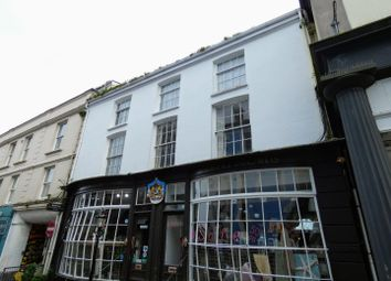 Thumbnail 4 bed maisonette for sale in Church Street, Falmouth