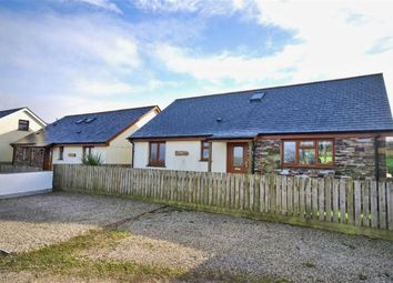 Thumbnail 3 bed detached bungalow for sale in St. Breock, Wadebridge