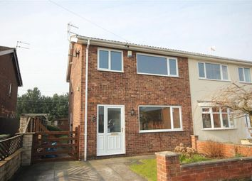 Thumbnail 3 bed semi-detached house to rent in Galway Crescent, Retford