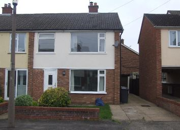 Thumbnail 3 bed property to rent in Lonsdale Close, Ipswich
