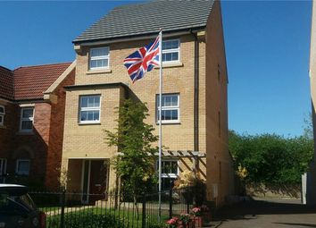 Thumbnail 5 bed detached house for sale in Buttercup Drive, Downham Market