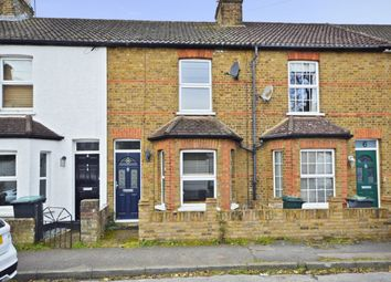 Thumbnail 2 bed terraced house to rent in Garden Road, Abbots Langley