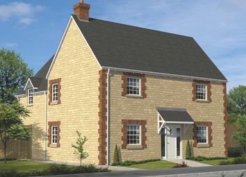 Thumbnail 4 bed detached house for sale in Off Highworth Road, Shrivenham, Oxfordshire