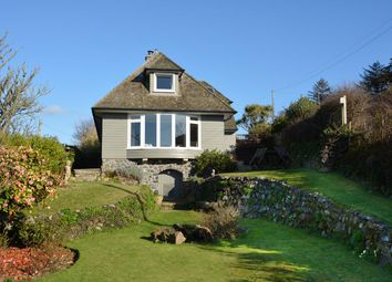 Thumbnail 4 bed detached house for sale in Mullion Cove, Mullion, Helston