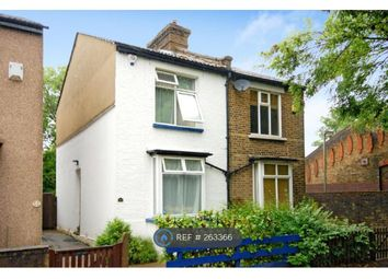 Thumbnail 2 bed semi-detached house to rent in Aylesbury Road, London