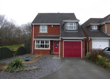 Thumbnail 4 bed detached house for sale in The Timbers, St. Georges, Telford