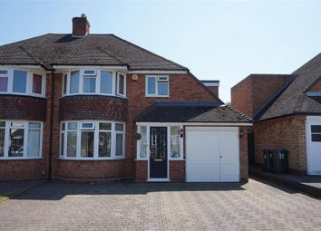 Thumbnail 4 bed semi-detached house for sale in Stirling Road, Sutton Coldfield