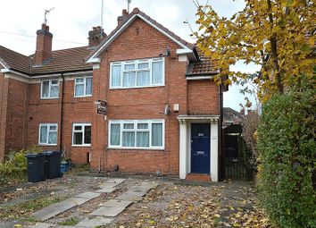 Thumbnail 2 bedroom flat for sale in Kings Road, Kings Heath, Birmingham.