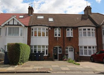 Thumbnail 4 bed terraced house for sale in Woodfield Drive, East Barnet, Barnet