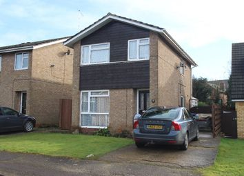 Thumbnail 3 bed detached house to rent in Robins Close, Hartwell, Northampton