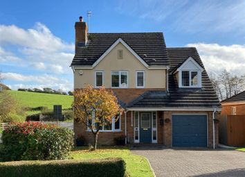 Thumbnail 4 bed detached house for sale in Maes Y Ffynnon, Llannon, Llanelli