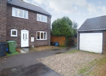 Thumbnail 3 bed property for sale in Burgess Way, Brooke