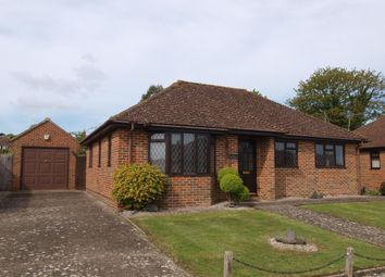 Thumbnail 3 bed detached bungalow for sale in The Grove, Eastbourne