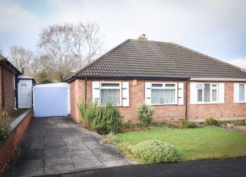 Thumbnail 2 bed semi-detached bungalow for sale in Sara Close, Four Oaks, Sutton Coldfield