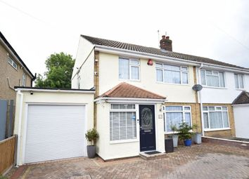 Thumbnail 3 bed semi-detached house for sale in North Road, Clacton-On-Sea