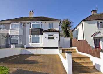 Thumbnail 3 bed semi-detached house for sale in 3 Biggin Hill, Ernesettle, Plymouth