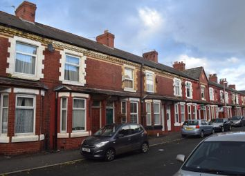 Thumbnail 3 bedroom terraced house for sale in Camborne Street, Rusholme