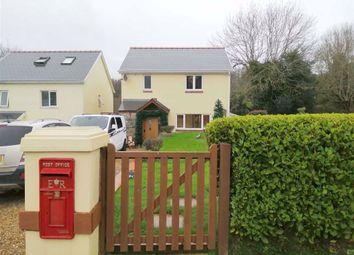 3 bed detached house for sale in 15, Clos Yr Ysgol, Stepaside, Kilgetty SA67