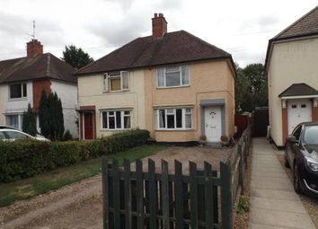 Thumbnail 3 bed semi-detached house for sale in Welland Park Road, Market Harborough, Leicestershire