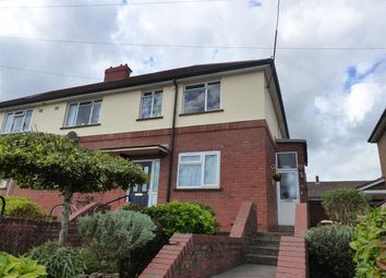 Thumbnail 2 bed flat for sale in Mathern Road, Bulwark, Chepstow