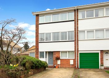 Thumbnail 4 bed end terrace house for sale in Bedster Gardens, West Molesey