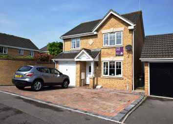 Thumbnail 3 bed detached house for sale in Lambourne Way, Portishead, Bristol