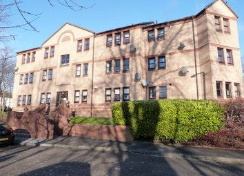 Thumbnail 2 bed flat for sale in Woodlands Park, Thornliebank, Glasgow