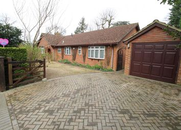 Thumbnail 3 bed bungalow for sale in Courtmoor Avenue, Fleet