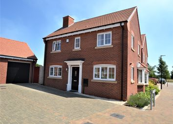 Thumbnail 3 bed detached house for sale in Pilgrim Drive, Chorley