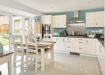 "Thumbnail 4 bed detached house for sale in ""Layton"" at Horton Road, Devizes"